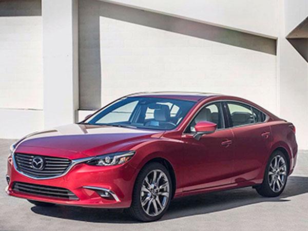 Mazda6 bản 2018 nâng cấp nhẹ cạnh tranh Camry