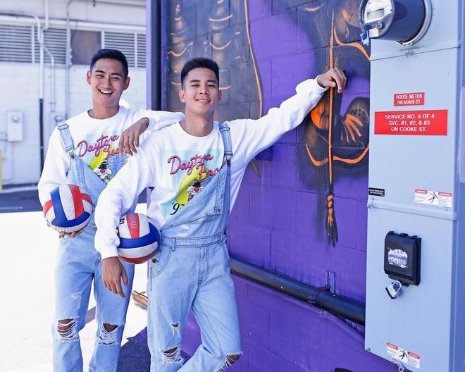 Bạn đời của Hồ Vĩnh Khoa: Con lai 5 dòng máu, nam vương và siêu mẫu được yêu thích tại Thái Lan! - Ảnh 9.