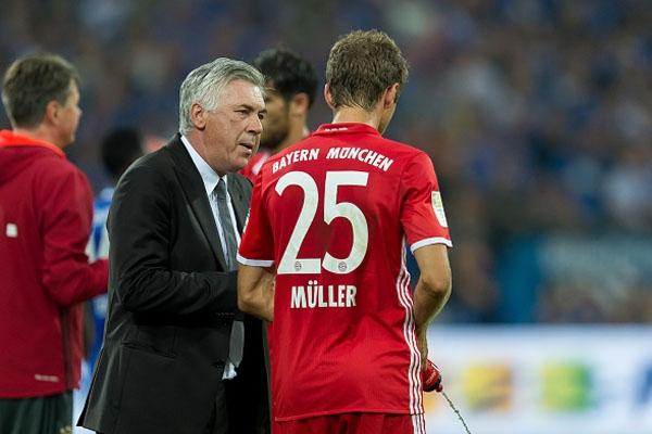 Các cầu thủ không hài lòng bởi giáo án quá nhẹ và thiếu chất lượng của HLV Ancelotti