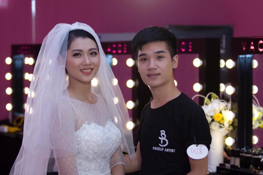 chuyện mùa cưới, cô dâu, trang điểm cô dâu, đám cưới