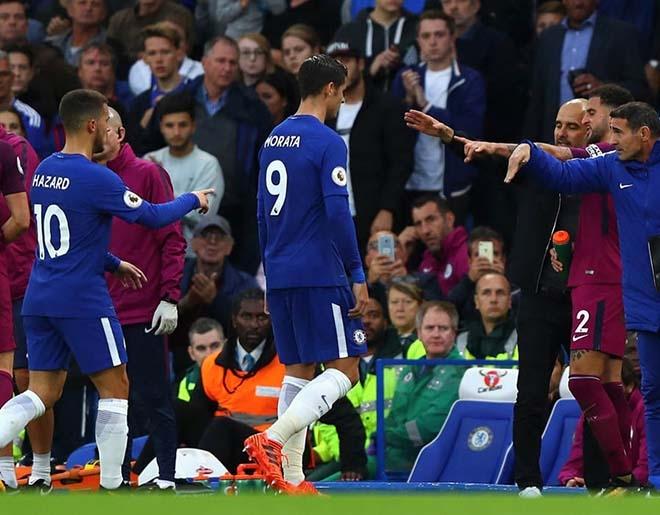 Chelsea nhận cú SỐC: Morata nghỉ 2 tháng, lỡ đại chiến MU-Lukaku - 1