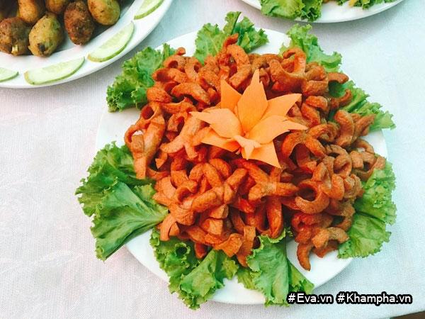 "mam buffet trung thu 45 mon cua cac be mau giao vinh phuc khien dan mang cung ""thom them"" - 6"