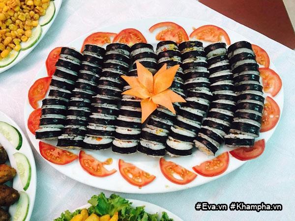 "mam buffet trung thu 45 mon cua cac be mau giao vinh phuc khien dan mang cung ""thom them"" - 7"