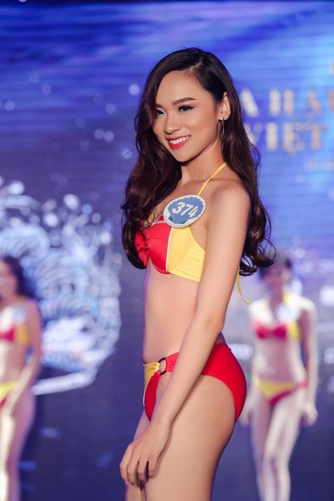 Top 34 thí sinh Hoa hậu Đại dương nóng bỏng với trang phục bikini - Ảnh 4.