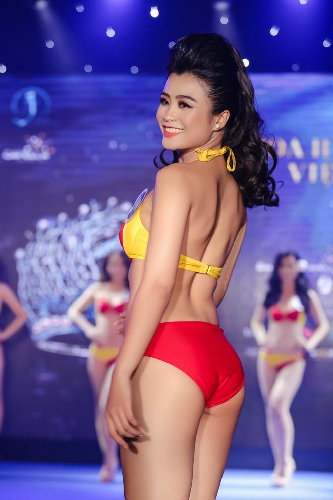 Top 34 thí sinh Hoa hậu Đại dương nóng bỏng với trang phục bikini - Ảnh 11.