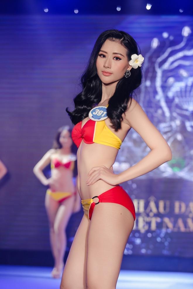 Top 34 thí sinh Hoa hậu Đại dương nóng bỏng với trang phục bikini - Ảnh 14.