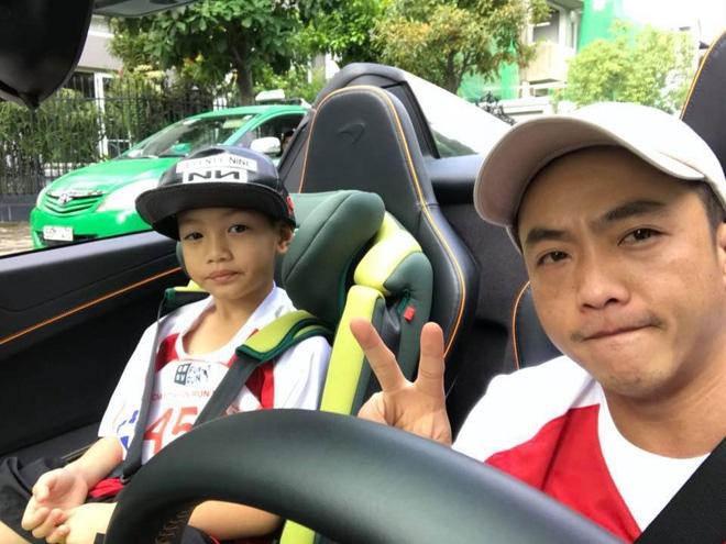 Vui tình mới, Hồ Ngọc Hà và Cường Đô La không quên cùng đưa con trai Subeo đến trường - Ảnh 2.