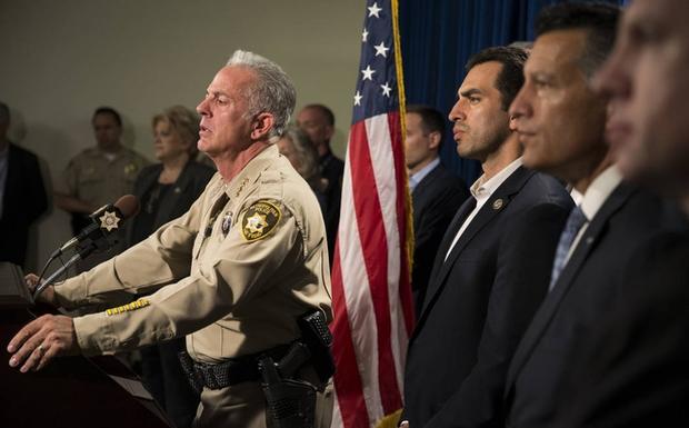 Xả súng Las Vegas: Cảnh sát thừa nhận bó tay vì hung thủ là công dân quá mẫu mực - Ảnh 1.
