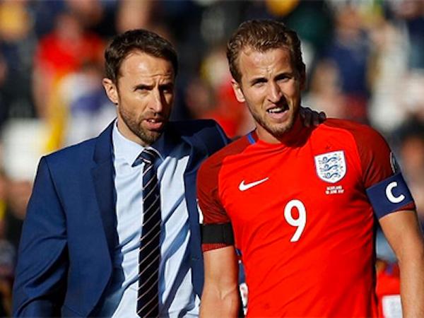 Hodgson khuyên Kane không nên làm đội trưởng tuyển Anh