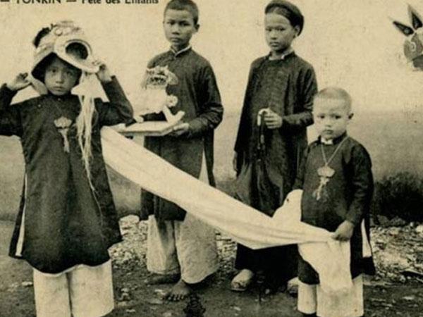 Một thế kỷ trước người Việt đón Trung thu ra sao?