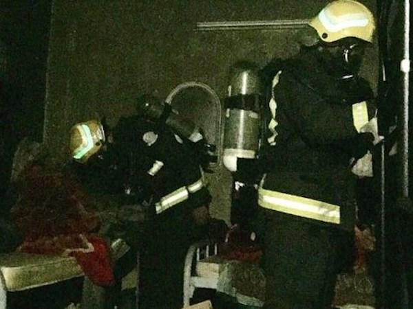 Nhật Bản: Cháy tòa nhà tại thủ đô Tokyo, nhiều người bị thương