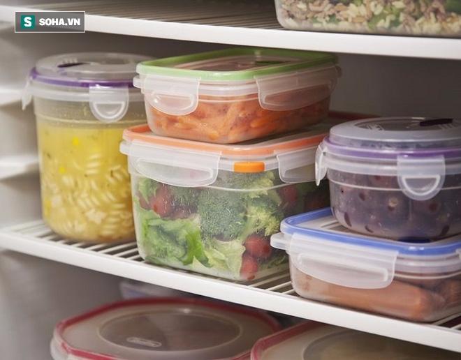 Cách xử lý đồ ăn thừa để vừa không mất đi dinh dưỡng lại không gây hại sức khỏe - Ảnh 2.