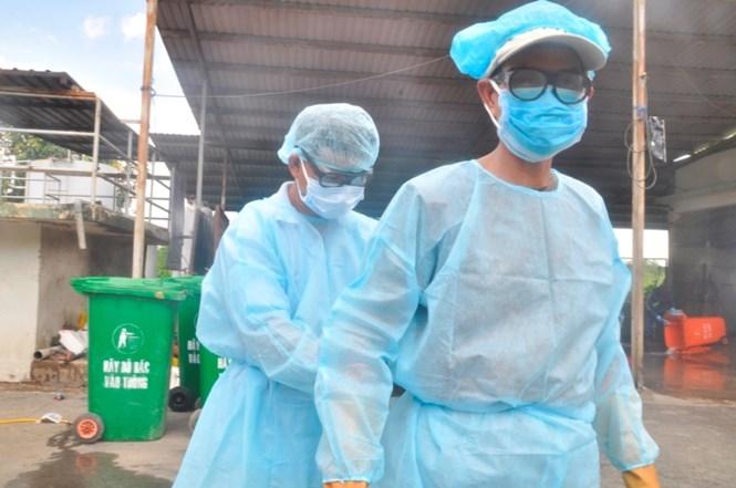 """Cận cảnh lò tiêu hủy gần 4000 con heo bị tiêm thuốc """"an thần"""" - ảnh 16"""