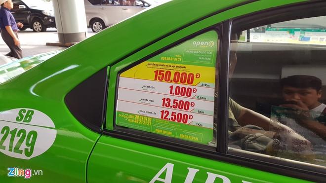 Cuoc chien cuoc san bay cua taxi truyen thong va Uber, Grab o Ha Noi hinh anh 3