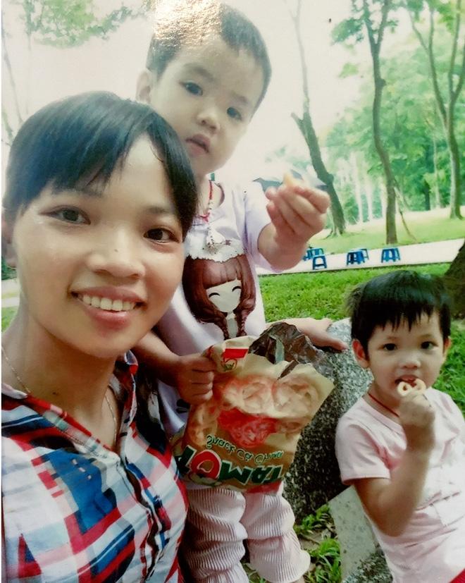 Hà Nội: Nghẹn lòng người cha 8X lang thang khắp nơi tìm vợ và 2 thiên thần bỗng nhiên mất tích gần 1 năm - Ảnh 2.