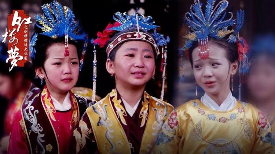 'Hong lau mong' phien ban nhi bat ngo gay sot tai Trung Quoc hinh anh 9