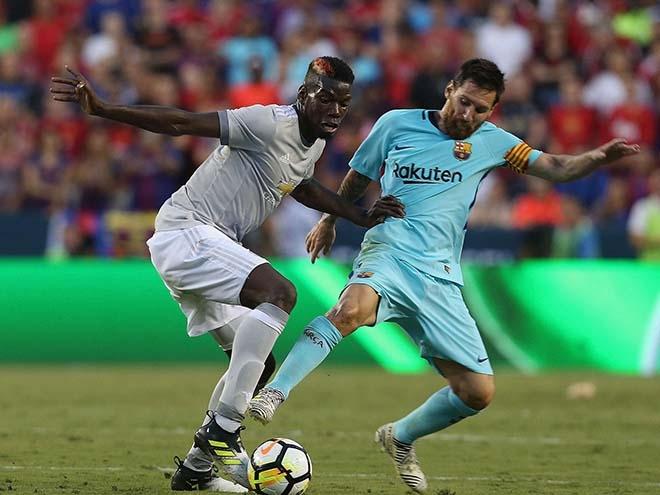 Ngoại hạng Anh sửa luật đón Barca-Messi, xây dải ngân hà 24 đội - 1