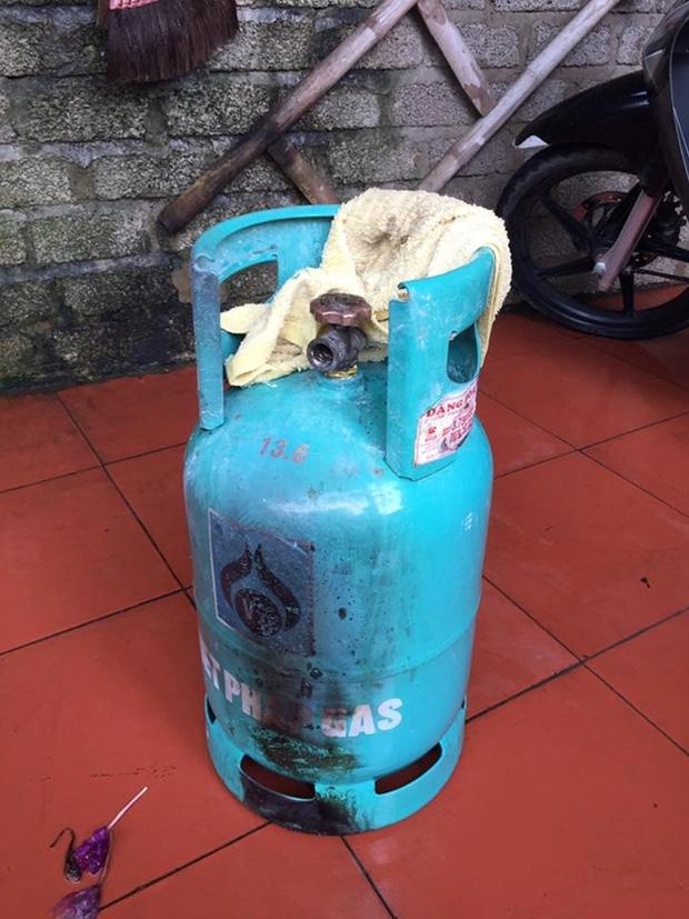 Nổ khí gas, ba người trong gia đình bị bỏng - Ảnh 2.