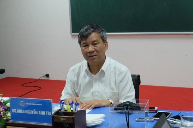 Nỗi trăn trở của GS Nguyễn Anh Trí khi về hưu mẹ của bé trai bị bỏ rơi chưa quay lại nhận con - Ảnh 1.