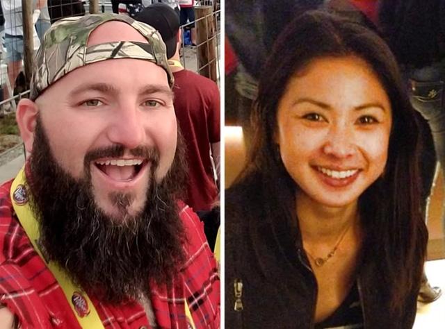 Kody Robertson và Michelle Vo (Ảnh: Washington Post)