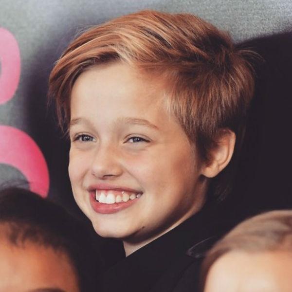 Rộ tin con gái ruột của Angelina Jolie và Brad Pitt muốn chuyển giới  - Ảnh 3.