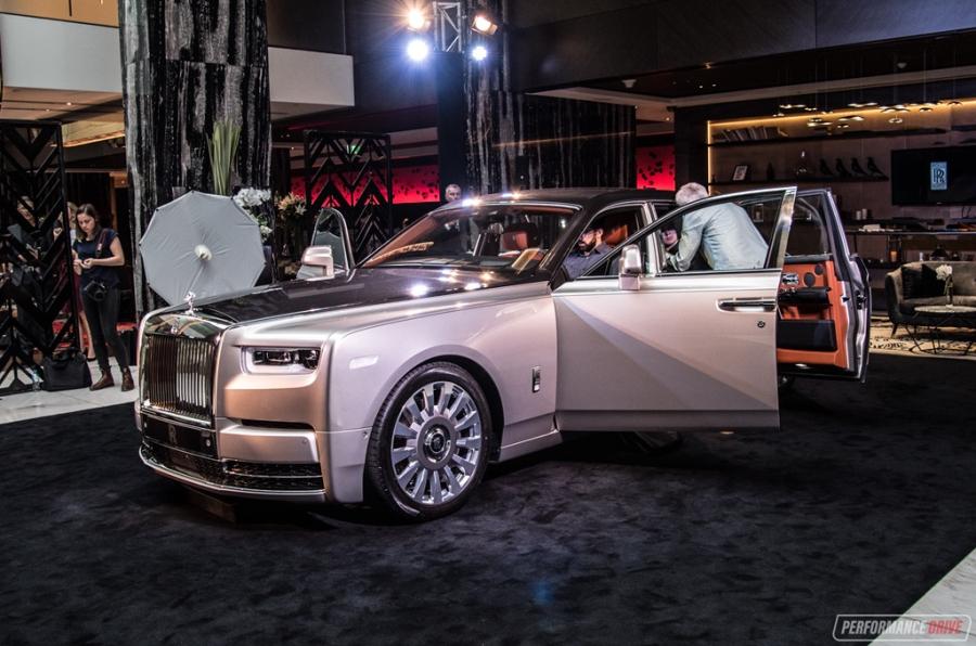 Rolls-Royce Phantom 2018 tuong duong 17 ty dong tai Australia hinh anh 2