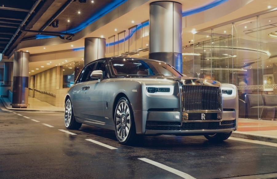 Rolls-Royce Phantom 2018 tuong duong 17 ty dong tai Australia hinh anh 10