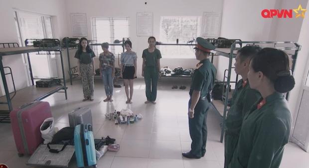 Sao Việt và những lần khốn đốn vì kỷ luật trong Sao nhập ngũ! - Ảnh 1.