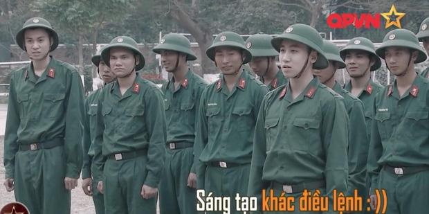 Sao Việt và những lần khốn đốn vì kỷ luật trong Sao nhập ngũ! - Ảnh 7.