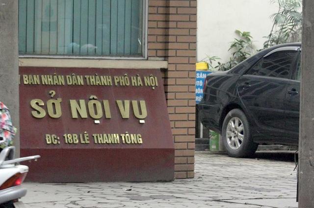 Hiện Sở Nội vụ Hà Nội còn 4 Phó Giám đốc