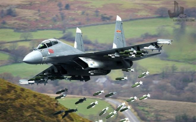 Su-34 đến chào Trung Quốc: Thất thểu quay về vì không có đất? - Ảnh 2.