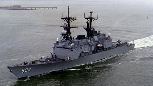 Tàu dầu Việt Nam đâm khu trục hạm Đài Loan - ảnh 1