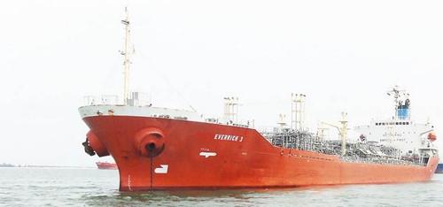 Tàu dầu Việt Nam đâm khu trục hạm Đài Loan - ảnh 2