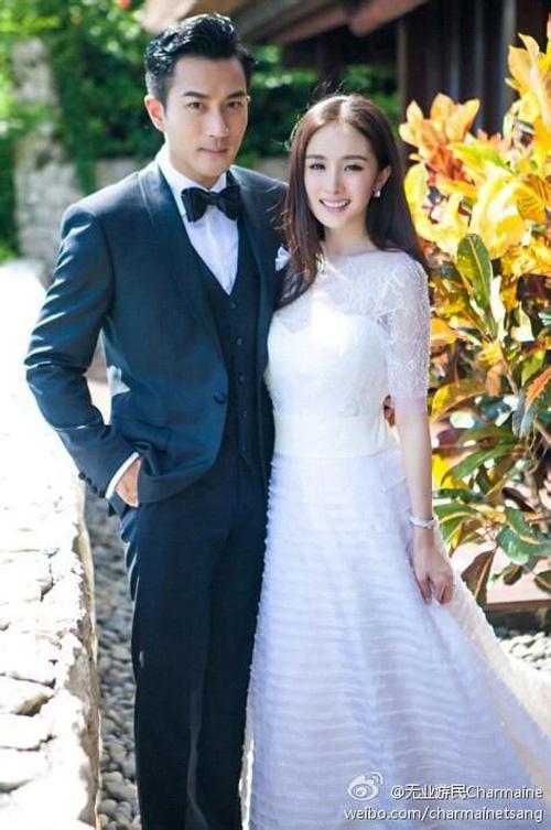 Tình địch một thời chuẩn bị kết hôn, Dương Mịch trả lời bá đạo: Việc gì tôi phải chúc mừng - Ảnh 1.