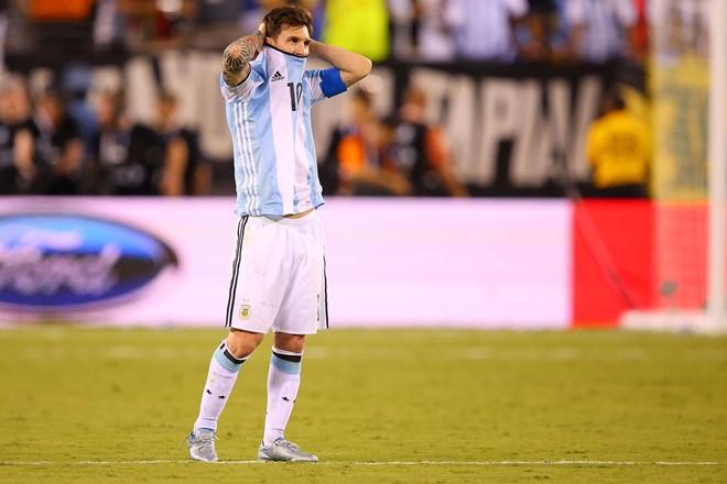 Tuyen Argentina: Co Messi, nhung khong co tat ca hinh anh 1