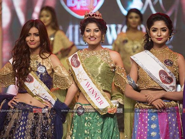 Hoa hậu Thế giới Bangladesh bị tước ngôi vì gian lận