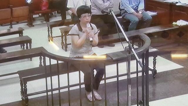Châu Thị Thu Nga xin khai về 1,5 triệu USD chạy đại biểu Quốc hội - Ảnh 1.
