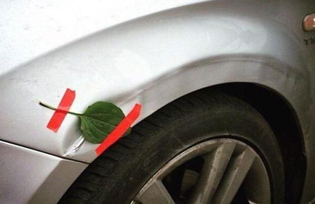 Chết cười với những chiêu sửa xe không thể tạm bợ và khó đỡ hơn - Ảnh 10.