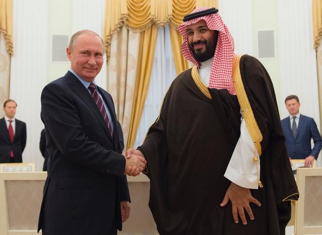 Chuyến thăm Moskva lịch sử của Quốc vương Saudi: Khi thế giới Ả Rập phải gọi tên Nga - Ảnh 1.