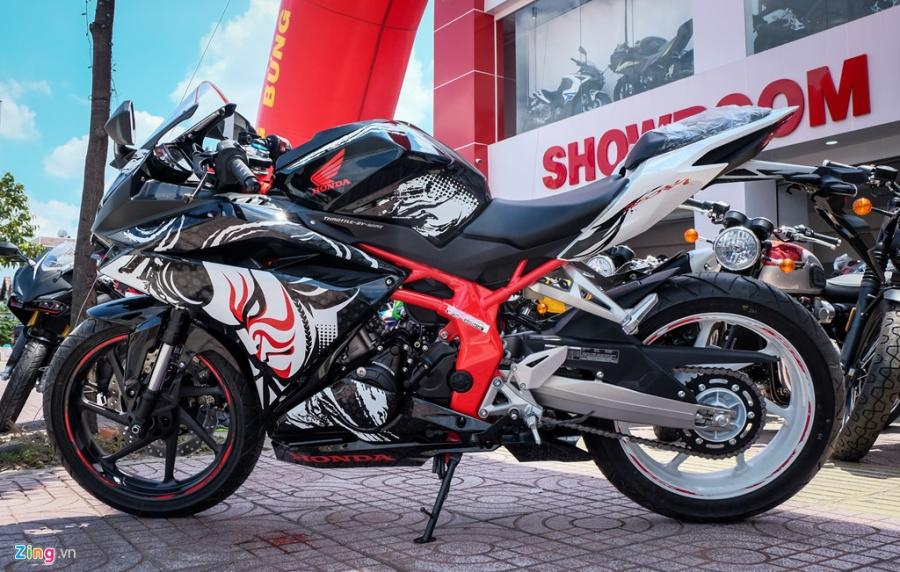 Honda CBR250RR ban dac biet gia hon 200 trieu dong tai Viet Nam hinh anh 2