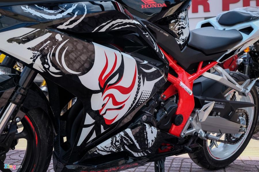 Honda CBR250RR ban dac biet gia hon 200 trieu dong tai Viet Nam hinh anh 3