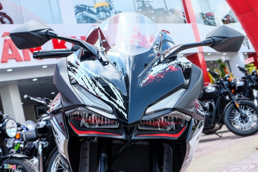 Honda CBR250RR ban dac biet gia hon 200 trieu dong tai Viet Nam hinh anh 4