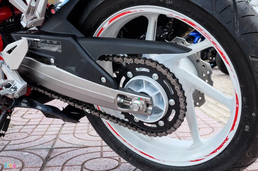 Honda CBR250RR ban dac biet gia hon 200 trieu dong tai Viet Nam hinh anh 7