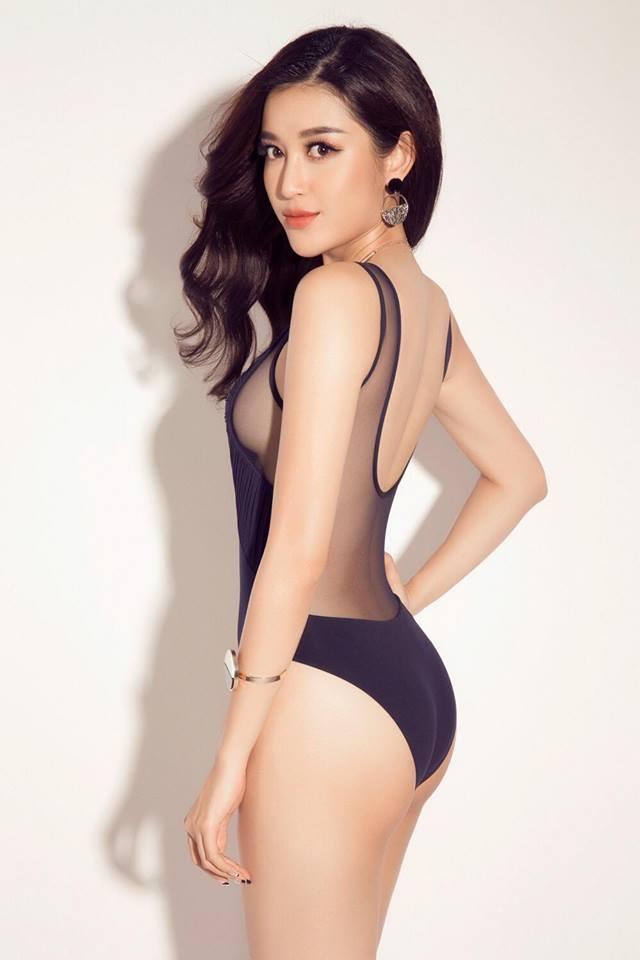 """Huyền My siêu nóng với bikini trước khi """"chinh chiến"""" Hoa hậu Hòa bình thế giới - 7"""