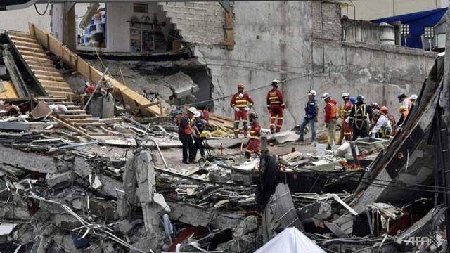 Mexico tìm thấy nạn nhân cuối cùng của trận động đất - Ảnh 1.