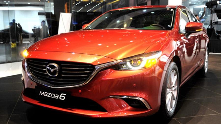 ô tô Mazda, Mazda 2, Mazda 3, Mazda 6, Mazda CX-5, giá ô tô, ô tô giảm giá, thị trường ô tô