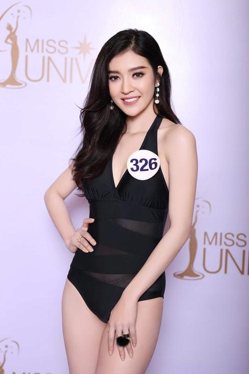 Thí sinh Hoa hậu Hoàn vũ sở hữu nhan sắc được so sánh với Lý Nhã Kỳ dính nghi vấn phẫu thuật thẩm mỹ - Ảnh 2.