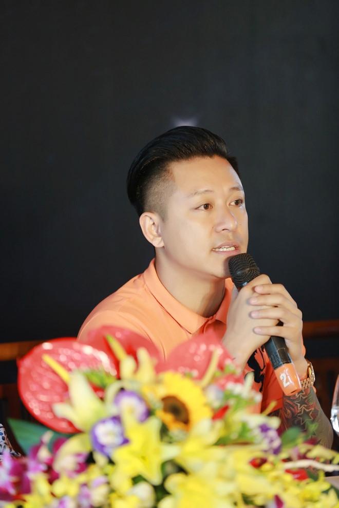 Tuan Hung: 'Vo toi chua bao gio la mot hot girl' hinh anh 2