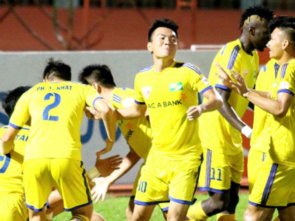 SLNA và Bình Dương vào chung kết Cup Quốc gia