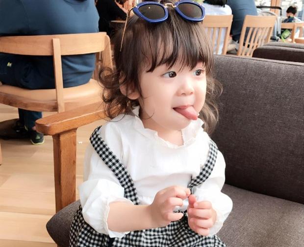 Cô bé lém lỉnh Linh Đan